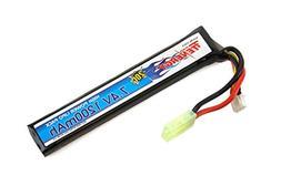 Tenergy LiPO 7.4V 1200mAh 20C Short Stick Battery Pack for A