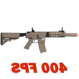 LT-15T M4 SD Metal Gear Airsoft Rifle Gun AEG Full/Semi Auto