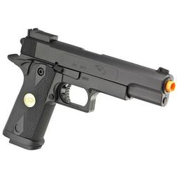 DOUBLE EAGLE M 1911 A1 FULL SIZE AIRSOFT SPRING HAND GUN PIS