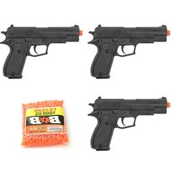 UKARMS M1911 SPRING AIRSOFT HAND GUN PISTOL 6mm BB BBs Black