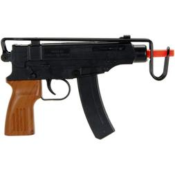 UKARMS M309B SCORPION SMG SPRING AIRSOFT PISTOL w/ EXTENDED