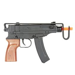 BBTac M37F Airsoft Spring Pistol SMG 200 FPS with Over Foldi