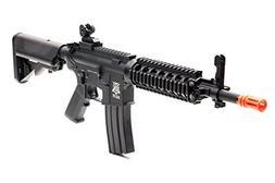 Black Ops M4 Diamondback Airsoft AEG Rifle - Electric Fully