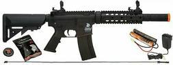 Lancer Tactical M4 GEN 2 SD Airsoft Gun Rifle AEG Metal Gear