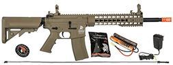 Lancer Tactical G2 M4 KEYMOD AEG Metal Gears Airsoft Gun Rif
