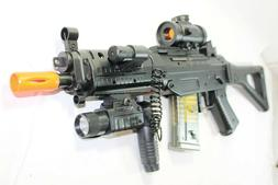Double Eagle M82P Full & Semi Automatic Airsoft Assault Rifl