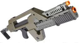 Matrix Limited Edition Custom Alien Pulse Rifle Airsoft AEG