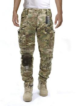 Mens Tactical Pants Military BDU Paintball Airsoft Survival