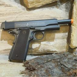 Full Metal COLT 1911 100 Anniversary CO2 Airsoft Handgun Pis