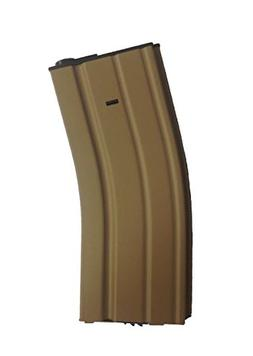 Maddog Sports Metal M4/M16 High Capacity Airsoft Magazine -