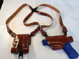 Galco Miami Classic Shoulder Holster H & K Usp Compact .45 T