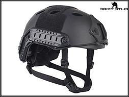 Military Airsoft Paintball Helmet Combat Tactical Carbon Fib
