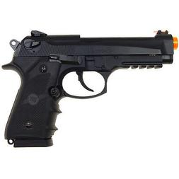 wg model-4331 sport 331 metal slide co2 blowback pistol/blac