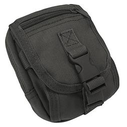 Condor Molle Gadget Pouch, Black