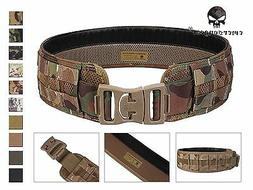 Emerson Molle Load Bearing Utility Belt Airsoft Hunting Tact