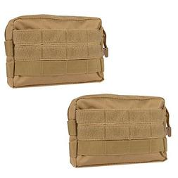 Infityle MOLLE Pouches - Compact Water-Resistant Multi-Purpo