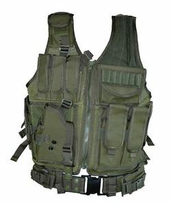 Multi-purpose airsoft vest- Hunting; Fishing; Target Shootin