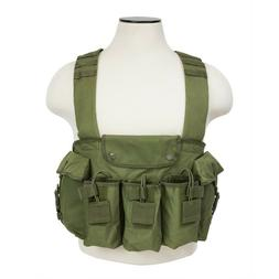 Nc Star Chest Rig, Green