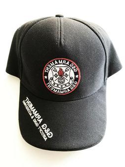 New Black G&G Armament Airsoft Guns Ball Hat Cap