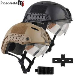 New Tactical Airsoft Paintball Military Protective SWAT Fast