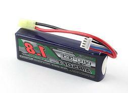 New Turnigy nano-tech 1800mah 3S 20C 40C 11.1V Lipo Battery