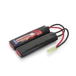 9.6V 2000mAh Nunchuck NiMH Battery Pack w/ Mini Tamiya Conne