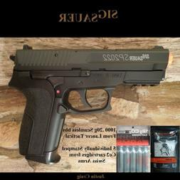Officially Licensed/Trademarked Sig Sauer SP2022 Non BB CO2