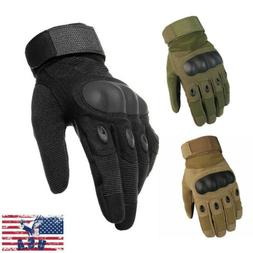 Army Military Combat Tactical Hunting Shooting Hard Knuckle