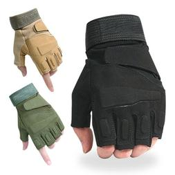 Outdoor Sports Tactical Gloves Military Airsoft Hunting Army