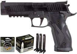 Sig Sauer P226 X5 Series Black .177 Airgun with 2 Extra Maga