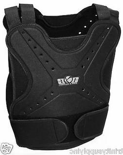 Airsoft padded chest protector body armor vest paintball gea