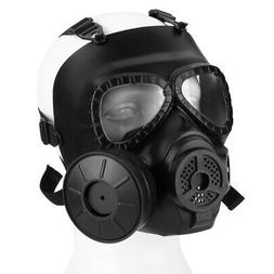 Paintball Tactical Airsoft Game Face Protection Safety Mask