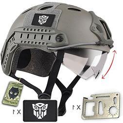 pj tactical fast helmet