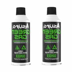 Asura Power Green Gas G-1000, Pack of 2