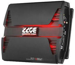 BOSS Audio PT1600 Phantom 1600 Watt, 2 Channel, 2/4 Ohm Stab