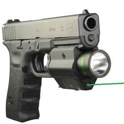 Q5 CREE 150+ Lumen Pistol QD Quick Detach Flash Light with B