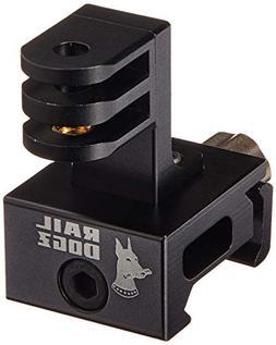 RAIL DOGZ Side Gun Rail Mount for GoPro - All Metal Camera M