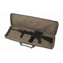 rectangular gun case desert tan