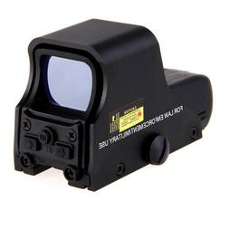 Outdoor Red Green Dot Tactical 551 Airsoft Scope  Riflescope