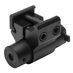 Red Laser Sight w/ Wevr Mt/Blk