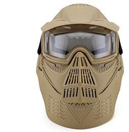 Myheartgoon Riding Visor Full Face Protection Impact Resista