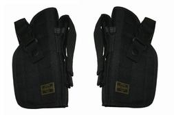 Right & Left Handed Belt Holsters Set w/ Clip Mag Pouch BB A
