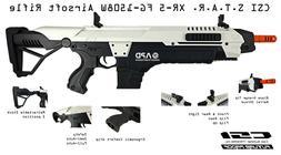 CSI Airsoft S.T.A.R. XR-5 FG-1508W White Advanced Battle Rif