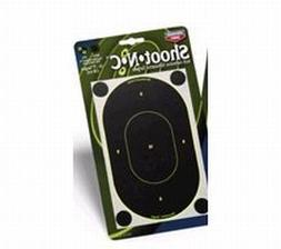 Birchwood Casey Shoot-N-C 7-Inch Silhouette Target, Pack of