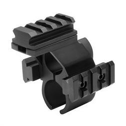 NcSTAR Shotgun Barrel/Mag Tube Micro-Dot/Rail Mount, Black,