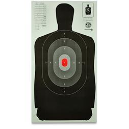 50-Pk. Silhouette Targets