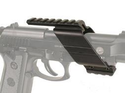 Soft Air Pistol Tactical Rail