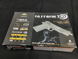 Soft Air Colt Spring Pistol with Metal Slide, Black