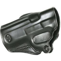 FN SPD480B Holster Black FNP/X/9/40 9mm Leather Belt Lock