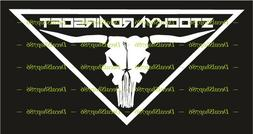 Stockyard Airsoft - Outdoor Sports/Hunting - Vinyl Die-Cut P